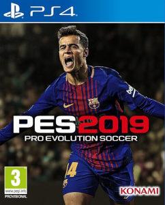 PRO EVOLUTION SOCCER 2019 PS4. DIGITALNA IGRA