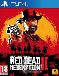 RED DEAD REDEMPTION 2 PS4. *** A K C I J A***