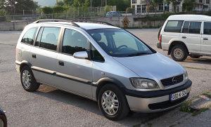 Opel Zafira 2.0 Dizel 7 sjedišta