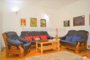 Namješten dvosoban stan od 43 m2 Grbavica