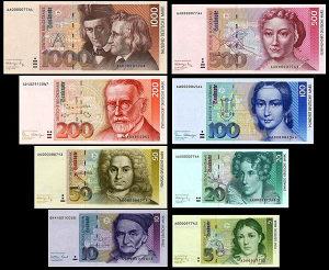 Kupujem njemačke marke i sve valute svijeta