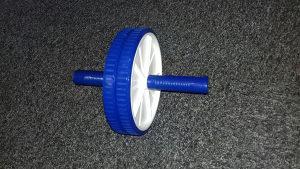 Roler Točak za trbušnjake Plavo/bijeli 062/546-546