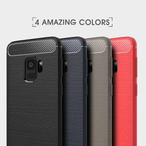Samsung Galaxy S9 karbonska karbon maska