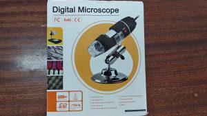 Usb digitalni mikroskop z video kamero bolha