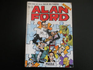Alan Ford extra 9