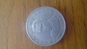 20 Zlote Marcel Nowotko Poljska 1975