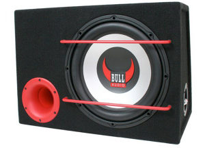 Bull audio subwoofer