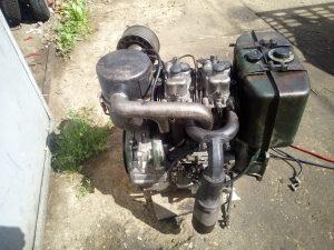 Motor Rugerini RD952  26KS za Tomo Vinkovic