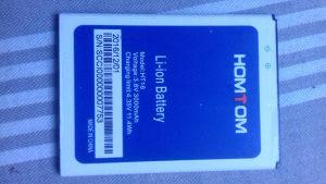 HOMTOM HT16 baterija