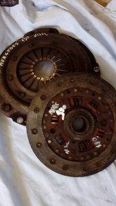 lamela i korpa mercedes 190