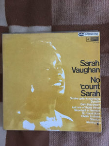 Gramofonska ploča SARAH VAUGHAN