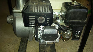 Motor za navodnjavanje vakum pumpa