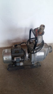 Elektro pumpa za navodnjavanje