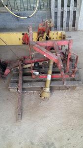 Traktorska kosačica
