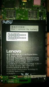Baterija lenovo vibe p1 ma40