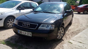 Audi A6 1.9 stranac