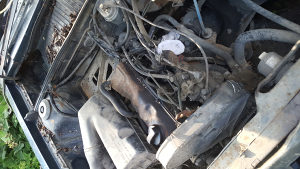 Audi motor 1.6 dizel