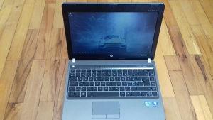 HP i3-2350m /4gb ram/300gb hdd