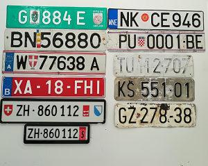 Stare tablice, tablica