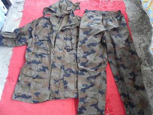 vojna uniforma