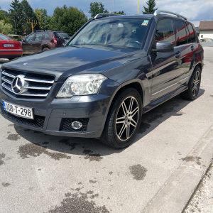 Mercedes-Benz GLK 320CDI 4matic