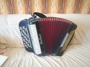 Harmonika Original Dallapa Organtone