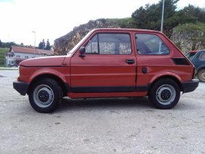 Fiat peglica 126