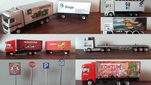 Reklamni kamioni i saobraćajni znaci