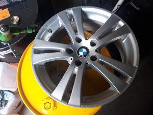 Alu felge 17 ORIGINAL BMW 5x120