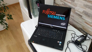 Laptop Fujitsu core 2 duo 2x1.8,2gb,80gb