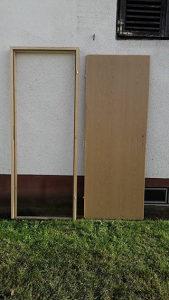 Sobna vrata sa okvirom/ stok