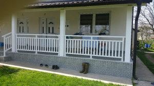 Aluminijske ograde(balkosne ograde,dvorisne,dvorisne ka