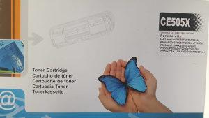 Prodajem toner CE505X