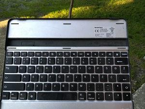 Silvercrest Bluetooth tastatura