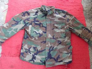 vojna jakna VIJETNAMKA M65 ALFA