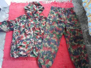vojna uniforma SVICARSKE vojske