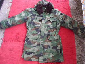 vojna jakna VRS M93