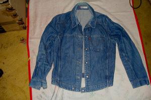 Levis jeans jakna Varteks M