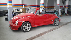 Wiesmann Beetle Cabrio