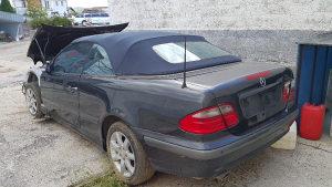 Mercedes-Benz CLK 320-Cabrio