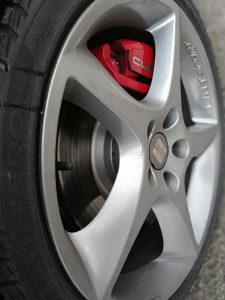Felge BBS 18 inča Seat, Volkswagen, Audi