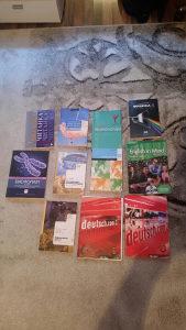 Knjige za drugi razred medicinske skole
