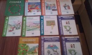 Knjige za osnovnu skolu