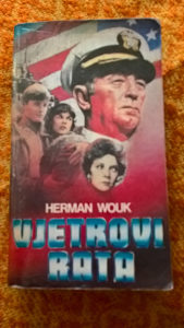 "Roman ""Vjetrovi rata"" Hermana Wouka"