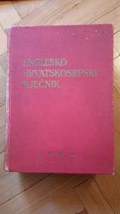 ENGLESKO-HRVATSKOSRPSKI RJEČNIK