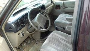 Chrysler Grand Voyager djelovi
