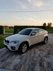 BMW X6 3.0 X-drive 2011 god,FACELIFT 97000 km presao