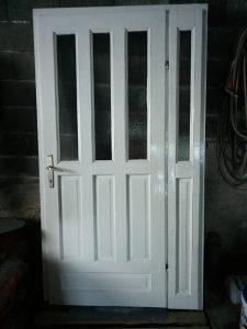 Sobna Vrata i štok od punog drveta, MOZE I ZAMJENA
