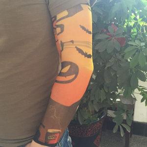Tattoo - tatto - tato rukav tetovaža W102