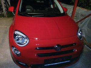 Fiat 500x City Look 1.6 E-torQ 110KS POP STAR